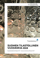 Statistical Yearbook of Finland 2019